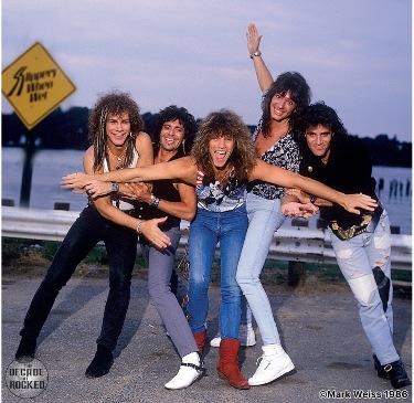Bon Jovi DK - Live Koncert på Håndværkeren Helsingør