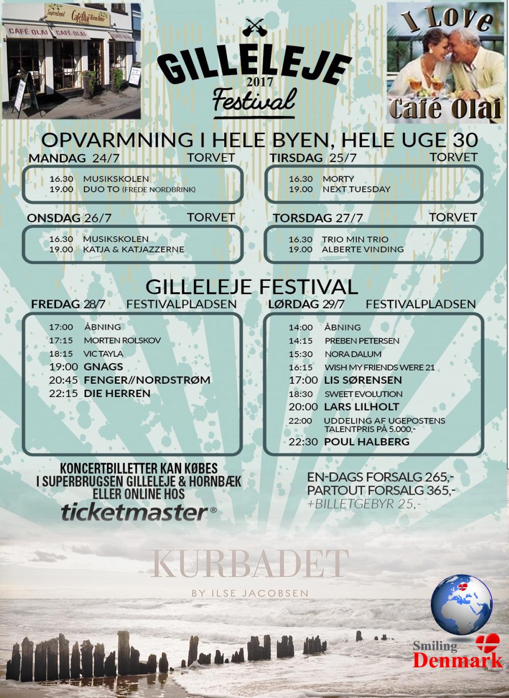 Gilleleje Festival