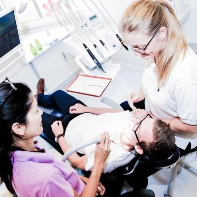 Tandlægen i Fiolgade ApS Elsinore