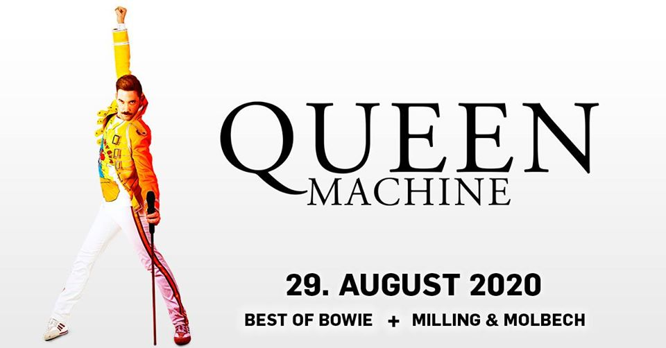 Queen Machine + Best of Bowie Helsingør