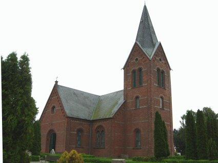 Bandholm kirke