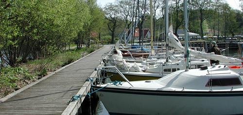 Fredensborg Havn Esrum sø