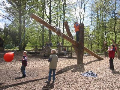 Nature Playground Eghjorten Fredensborg Fredensborg