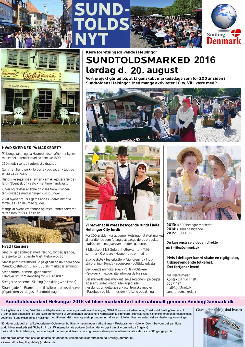 Sundtoldmarked Helsingør Denmark