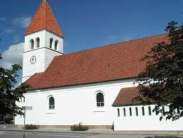 Tarm church Central Denmark