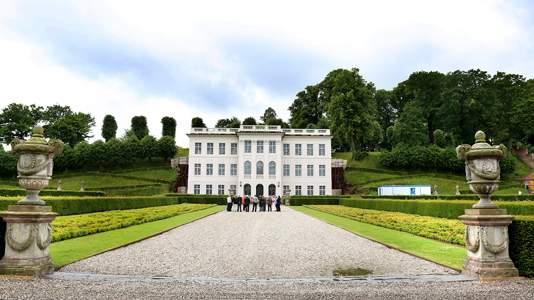 Marienlyst Slot Marienlyst Alle Helsingør