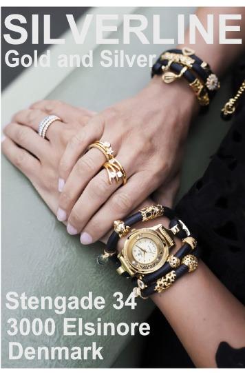 Silverline Ure Guld og Smykker Helsingør Denmark