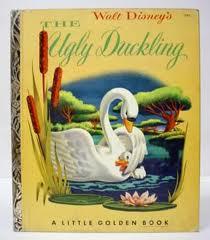 H. C. Andersen ugly duckling