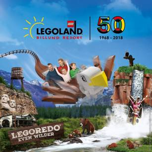 Legoland Resort Billund Denmark