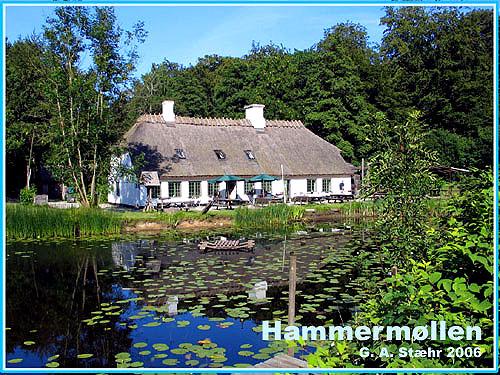 Hammermøllen Hellebæk