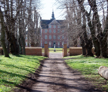 Jægerspris slot Nordsjælland mindestue