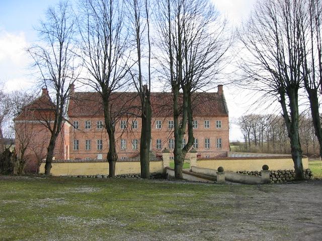 Selsø Slot  Nordsjælland