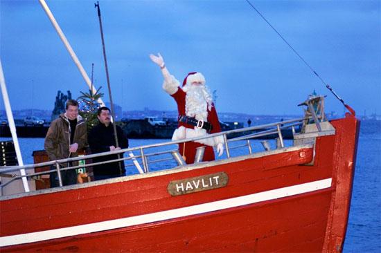 Julemarked på Axeltorv Helsingør Helsingør