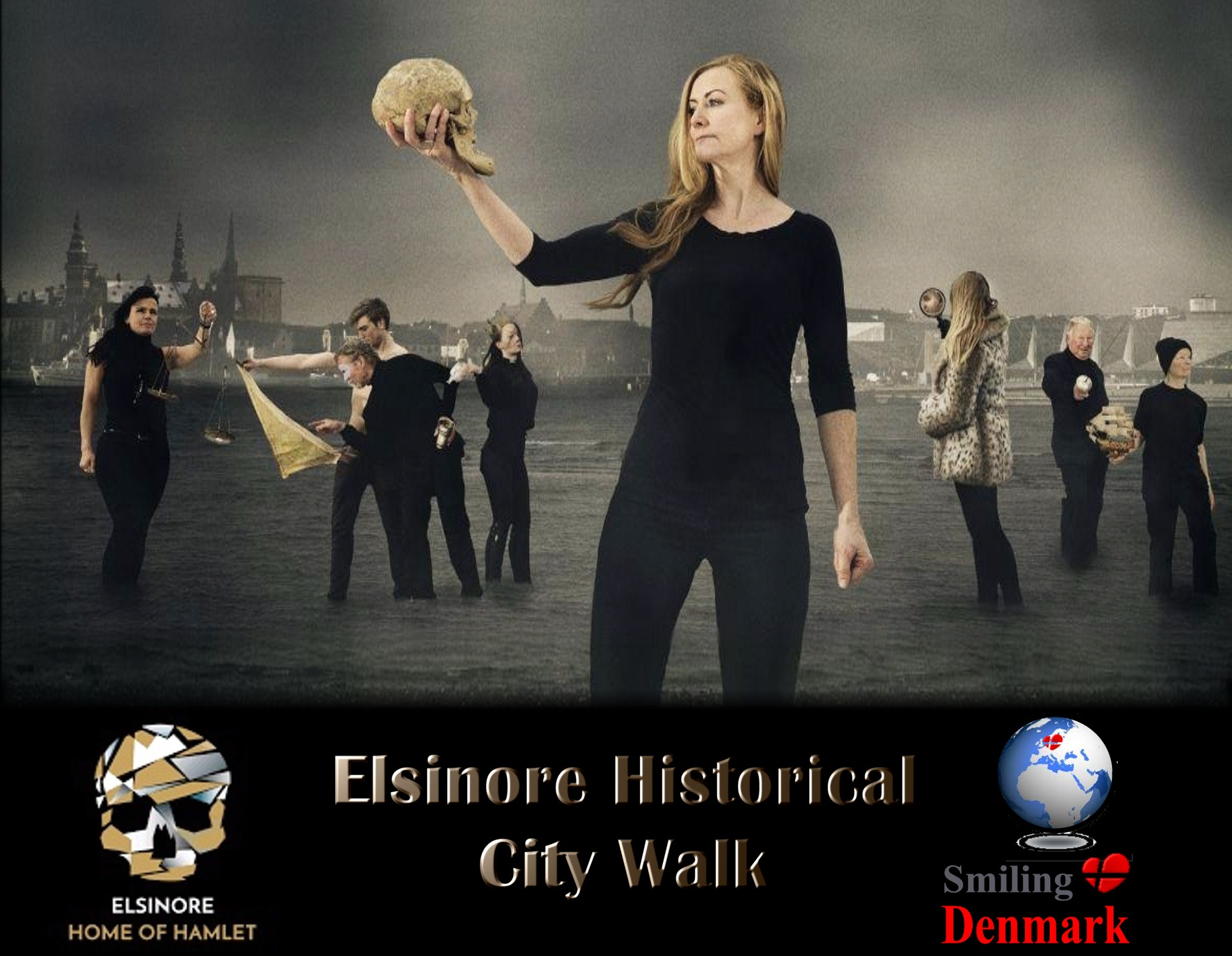 Elsinore Historical City Walk