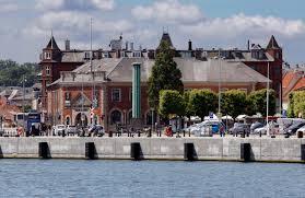 Havnepladsen og toldkammeret  Helsingør