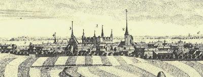 Sankt Olai Kirke Helsingør stort spir