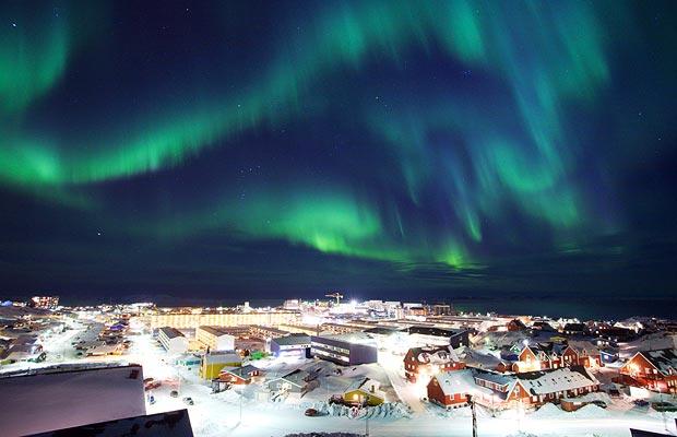 Sisimiut Western Greenland
