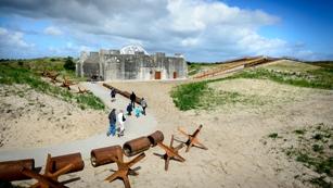 Tirpitz bunker Blaavand