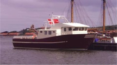 Sea fishing Havhesten Novaa Elsinore