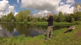 Lystfiskeri Viborg Midtjylland