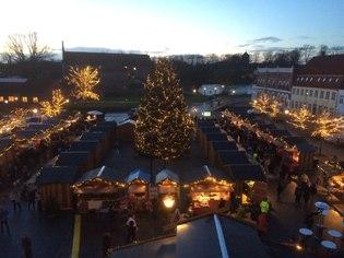 Julemarked i Nyborg Nyborg