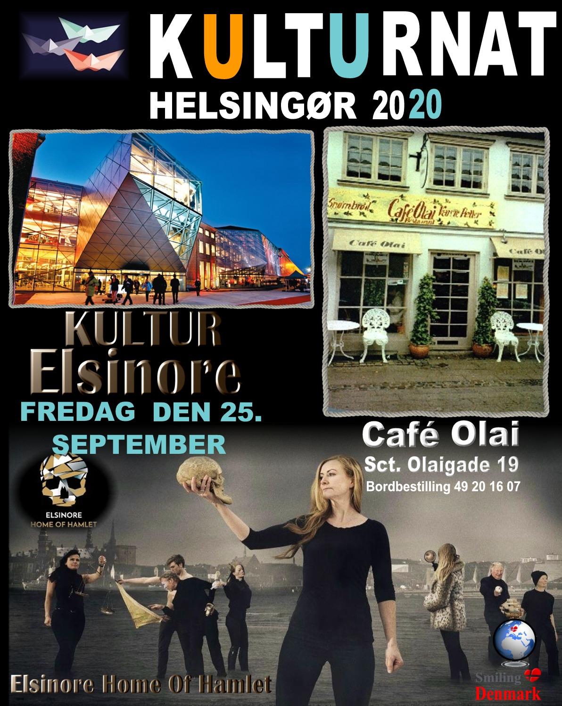 Kulturnatten Helsingør 2020 Elsinore