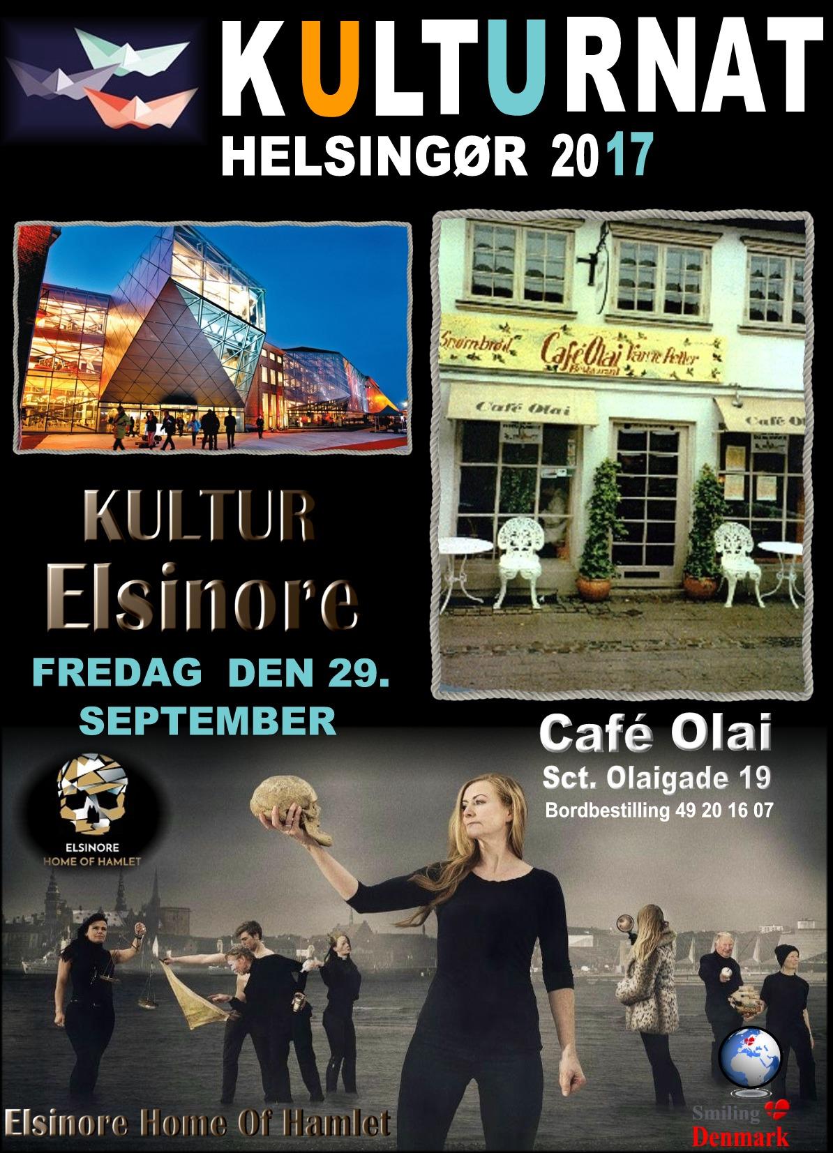 Kulturnatten Helsingør 2017 Helsingør