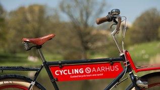 Aarhus by bicycle Aarhus