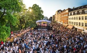 Distortion 2017 København