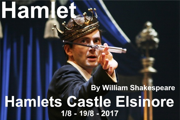 HAMLET: Searching for William Shakespeare Helsingør