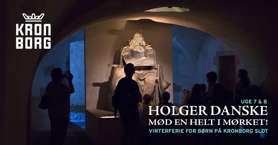 Vinterferie på Kronborg Slot Helsingør Elsinore