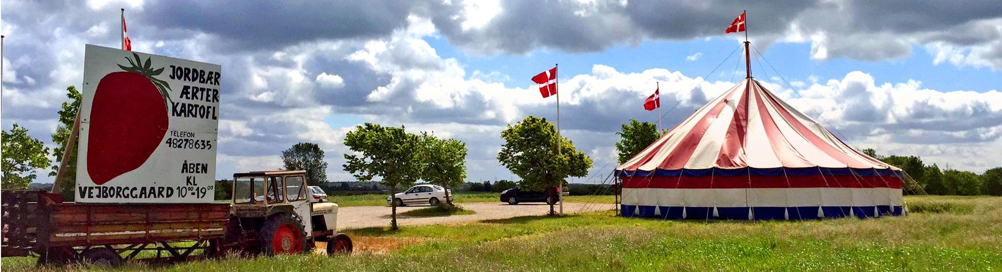 Jordbærcentret Vejborggaard