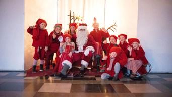 Julemarked Kronborg Slot Helsingør