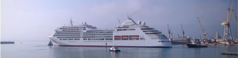 SILVER SPIRIT cruises