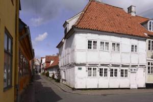 Ældste hus i Helsingør Strandgade 27