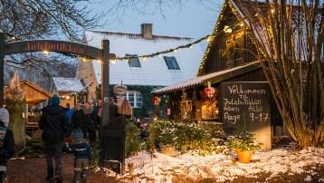 Julemarked i Gurre Helsingør