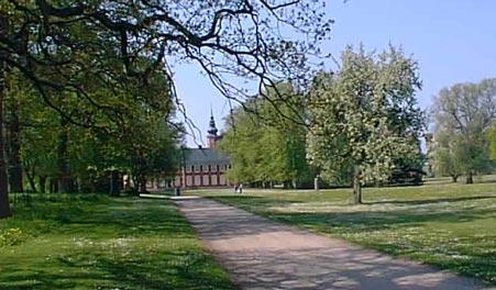 Jægerspris slot Nordsjælland